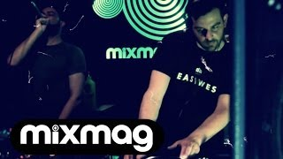 Lenzman and Jubei b2b Ulterior Motive  - Live @ Metalheadz in Mixmag Lab LDN 2014