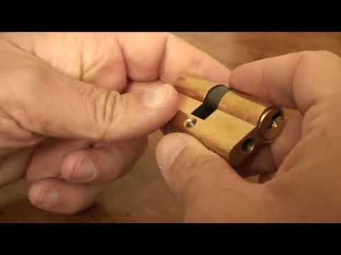 Vulnerabilità di un cilindro da serratura