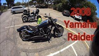 10. Casual Day on a 2008 Yamaha Raider