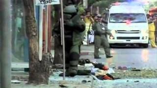 Bangkok Bomb Attack - Iranian Bomber, Thailand