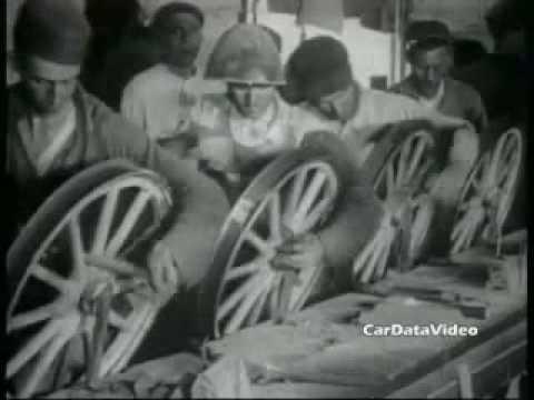 Výrobní linky existují přes 100 let