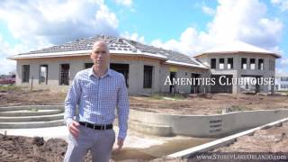 Watch the September, 2016 construction progress for Storey Lake Resort in Orlando by Jake Foutz of Magical Memories. Storey Lake is the newest vacation renta...