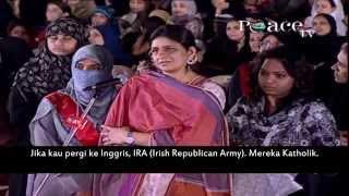 Video Jawaban yang Cerdas Zakir Naik Kepada Wanita Hindu! | Dr Zakir Naik Sub Indonesia MP3, 3GP, MP4, WEBM, AVI, FLV Februari 2019