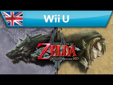 The Legend of Zelda: Twilight Princess HD - Launch Trailer (Wii U)