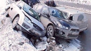 Подборка дтп, Car crash compilation  [# 31]