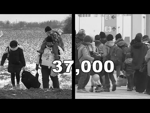 Προσφυγικό: Η μεγάλη πρόκληση της Ευρώπης