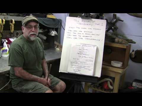 Testas Tuesday Tips The History of American Taxidermy