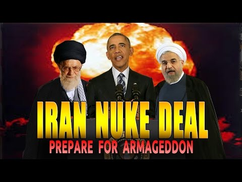 Iran Nuclear Deal - Coming Catastrophe foretold in Bible Prophecy