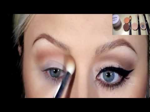 0 10 inspiráló make up videó