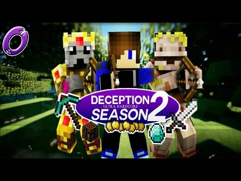 Deception UHC Season 2 Episode 3 and 4 |Run Run as fast as you can|