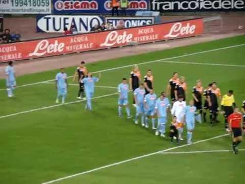 FC Utrecht in Napels