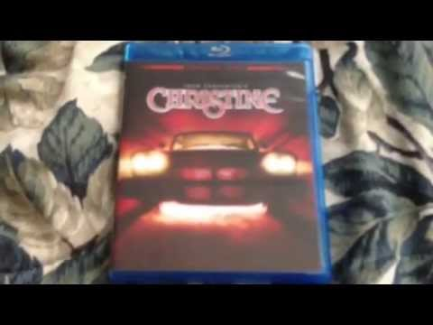 Christine (1983) Limited Edition Blu-ray Unboxing