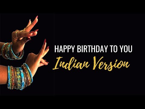 Happy birthday quotes - Happy Birthday to You  INDIAN VERSION - free download
