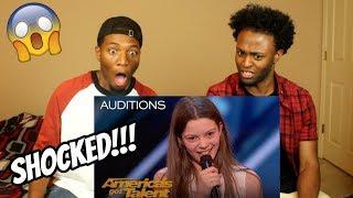 Video Courtney Hadwin: 13-Year-Old Golden Buzzer Winning Performance - America's Got Talent 2018 MP3, 3GP, MP4, WEBM, AVI, FLV Februari 2019