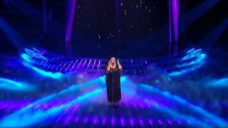 Mary Byrne sings I Who Have Nothing - The X Factor Live show 3 (Full Version)