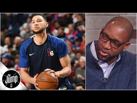 Video: Tracy McGrady to Ben Simmons: 'Come see me in the summertime' | The Jump