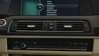 New BMW 5 Series 535i 2011 Interior Video