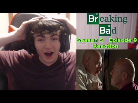 """Blood Money"" Breaking Bad Season 5 Episode 9 Reaction"