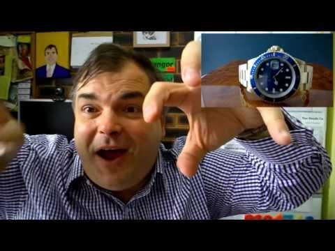 TRICKEY WRIST WATCH CHOICES - Patek Philippe 5107 or Rolex Gold Submariner 16618_A valaha feltöltött legjobb karóra videók