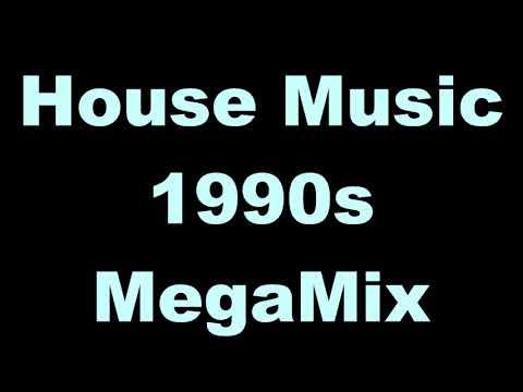 House Music 1990s MegaMix - (DJ Paul S)