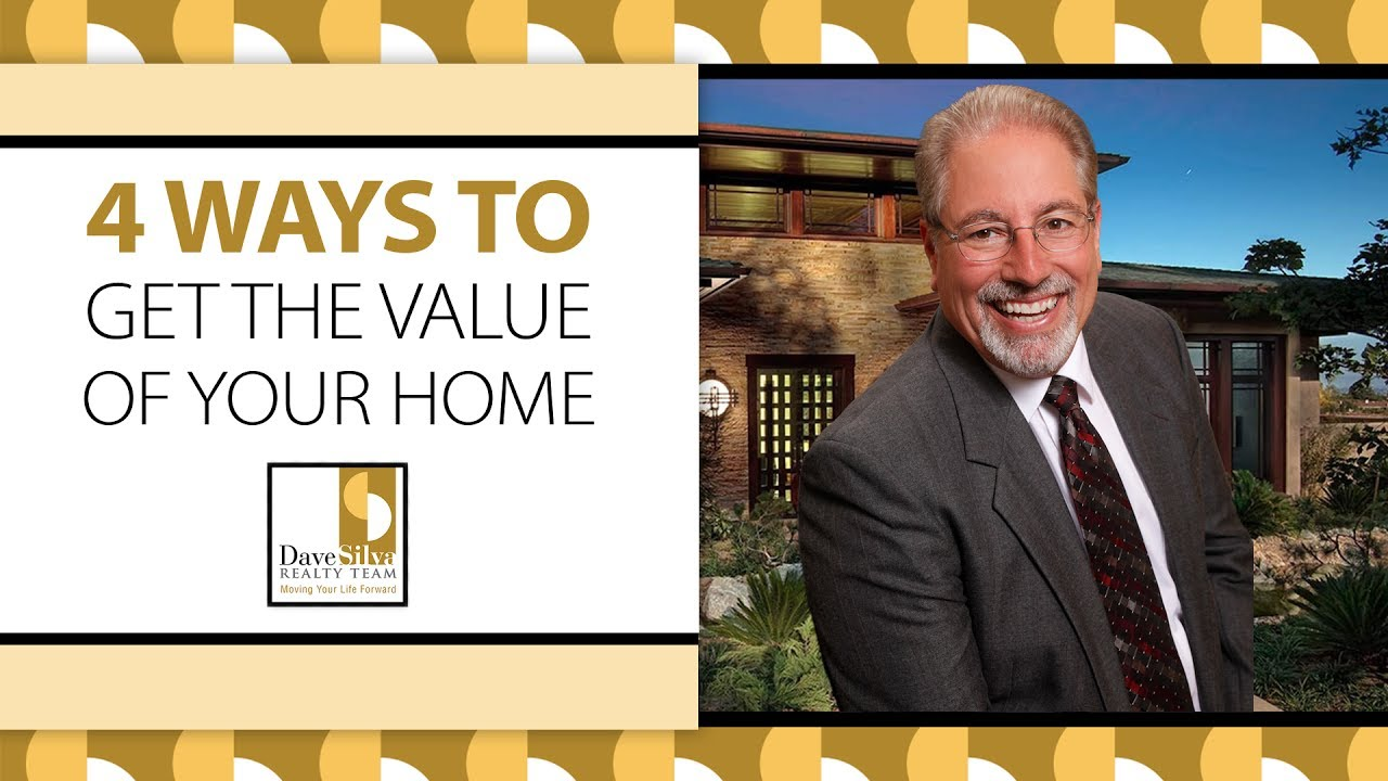 How Best to Determine the Value of Your Home