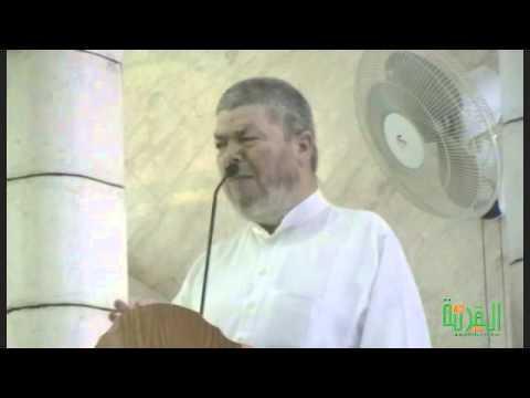 خطبة الجمعة لفضيلة الشيخ عبد الله 25/10/2013