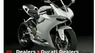 10. 2012 Ducati Panigale 1199 S - Info and Review