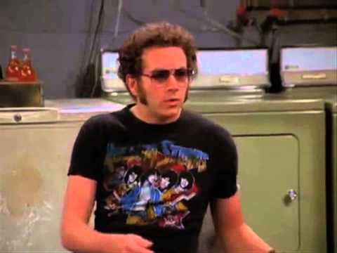 """Jud Tylor in """"That 70's Show"""" - Highlights from Season 8, episodes 4 and 10"""