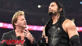 Nonton Roman Reigns Wants Payback Against Brock Lesnar  Raw  January 18  2016 Film Subtitle Indonesia Streaming Movie Download