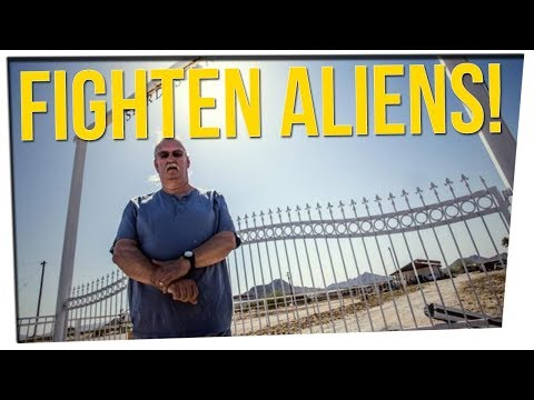 Alien Abduction Ranch for Sale in Arizona ft. DavidSoComedy