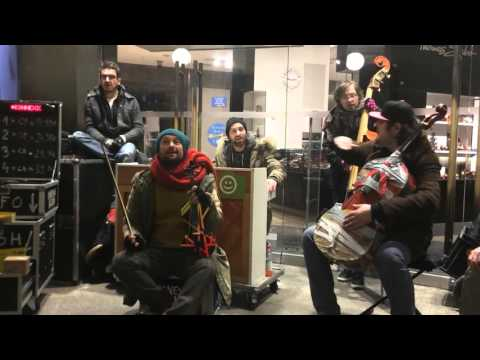 Konnexion Balkon - We Are The People (Munich 3.01.16)