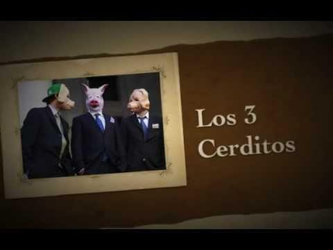Los 3 Cerditos - Adaptación sonora