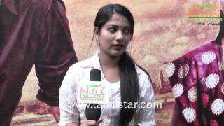 Gopika at Tamil Selvanum Kalai Selviyum Team Interview