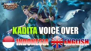 KADITA VOICE OVER DALAM BAHASA INDONESIA DAN INGGRIS - MANA YANG PALING BAGUS?