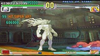 Video [TAS] Street Fighter III - 4rd Strike - Twelve (With Cheats) MP3, 3GP, MP4, WEBM, AVI, FLV Juli 2019