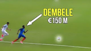 Video The match that made Barcelona buy Ousmane Dembélé because of his crazy skills & goals | €150 million MP3, 3GP, MP4, WEBM, AVI, FLV Oktober 2017