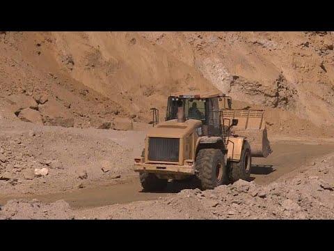 Syrien: Phosphat-Handel mit Griechenland nimmt Fahrt  ...