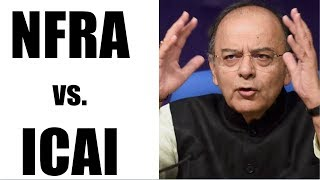 Video NFRA Vs. ICAI | NFRA Is Coming This Month | What will happen to ICAI now? MP3, 3GP, MP4, WEBM, AVI, FLV Desember 2018