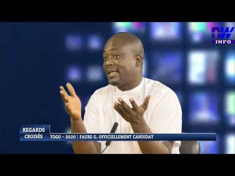 Togo - 2020 : Faure G. officiellement candidat (RC 07 01 2020 P 4)