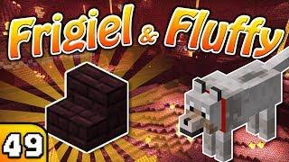 Video FRIGIEL & FLUFFY : L'ESCALIER DU NETHER | Minecraft - S4 Ep.49 MP3, 3GP, MP4, WEBM, AVI, FLV Oktober 2017