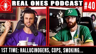 You Never Really Figure It Out | REAL ONES PODCAST#40 by The Cannabis Connoisseur Connection 420