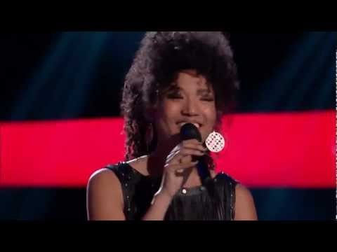 Judith Hill - What a girl wants - The Voice US
