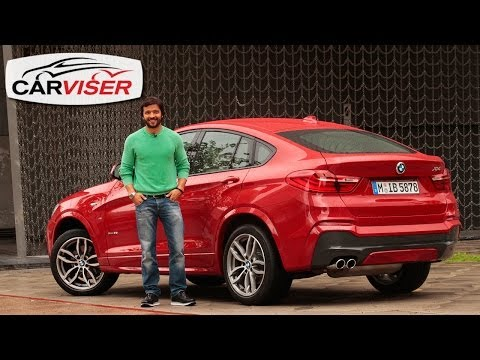 BMW X4 xDrive35i Test Sürüşü – Review (English subtitled)