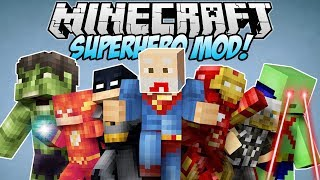 Video SENENGNYA BAPAK JADI SUPERHERO DENGAN KEKUATAN SUPERPOWER NYATA DI MINECRAFT! - MVLOG #27 MP3, 3GP, MP4, WEBM, AVI, FLV September 2018