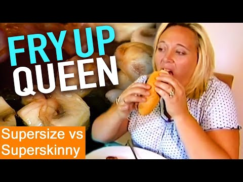 BREAKFAST Obsessed | Supersize Vs Superskinny | S04E01 | How To Lose Weight | Full Episodes