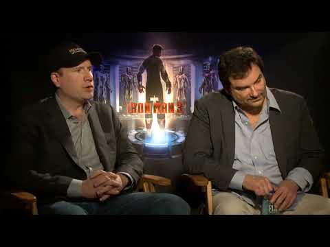 Kevin Fiege & Shane Black - Interview Kevin Fiege & Shane Black (Anglais)
