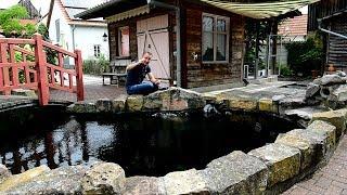 Mit dem Ergebnis der heutigen Wasseranalyse hätte zunächst niemand gerechnet. Aber sehen Sie selbst.Für Fragen oder Feedback: info@modern-koi.deKonishi Koifutter sowie wöchentliche Koiauktionen finden Sie unter: http://www.konishi-koi.com