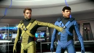 Видео Star Trek: The Video Game
