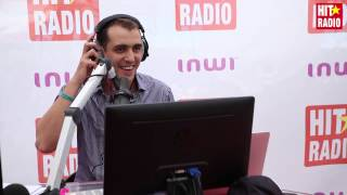 Younes et Bambi dans le Morning de Momo au Marrakech du Rire 2015 sur HIT RADIO