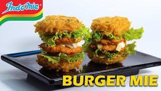 Video Cara Membuat Mini Burger Indomie Spesial MP3, 3GP, MP4, WEBM, AVI, FLV Juni 2018